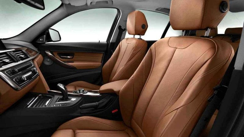 2012 BMW 3-Series Gallery