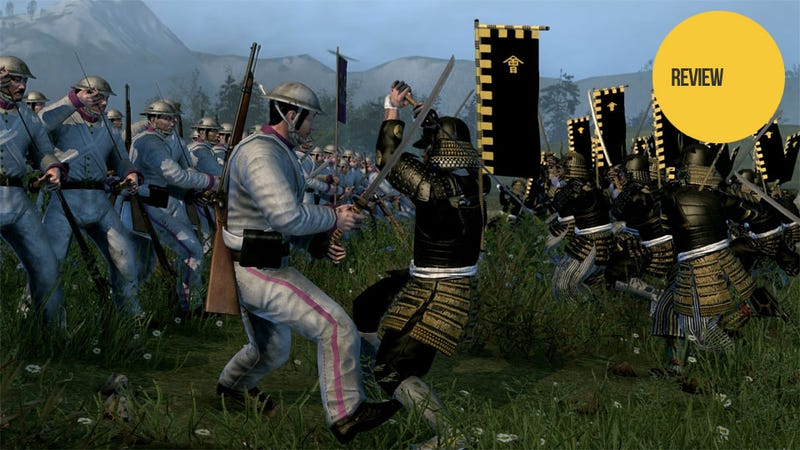 Total War: Shogun 2: The Fall of the Samurai: The Kotaku Review