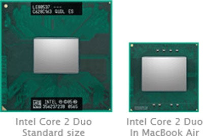 Intel's MacBook Air Processor Going to PCs?