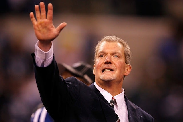 Jim Irsay Won't Apologize, Says He Often Carries Briefcases Full Of Cash