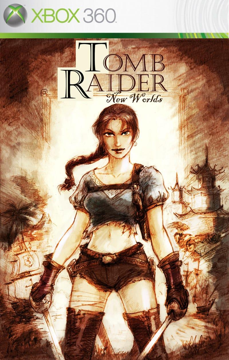 Kotaku's Favorite Lara Croft Is...