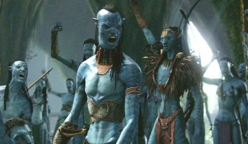 Avatar's Blue Cat People Are Ready To Sing For You