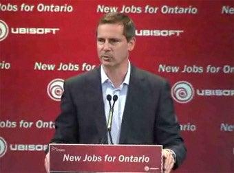Ubisoft Toronto Brings 800 Jobs To Ontario