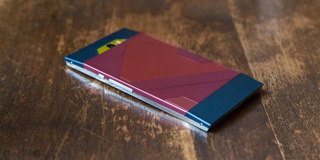 The Turing Phone Looks Like a Cross Between a Spaceship and Superman
