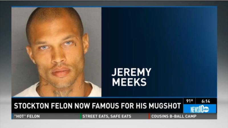 World's Hottest Felon Spills His Turn Ons in Televised Interview