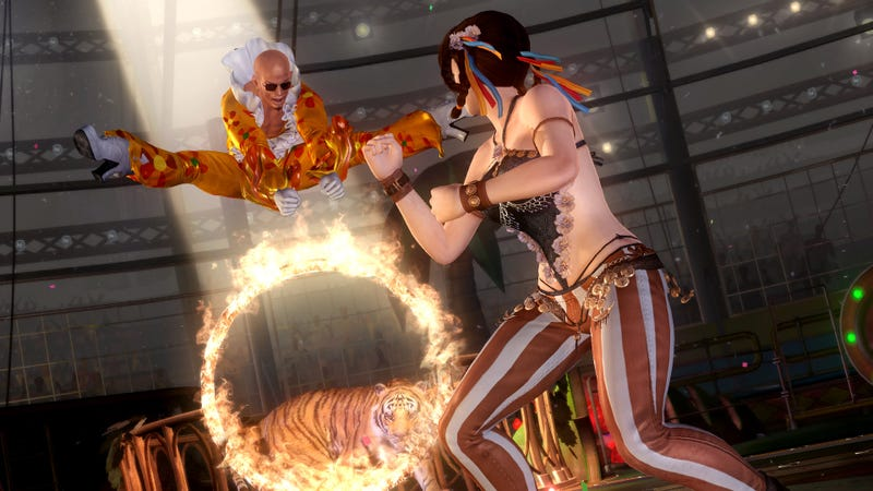 What the Holy Hell is Zack Wearing in Dead or Alive 5?