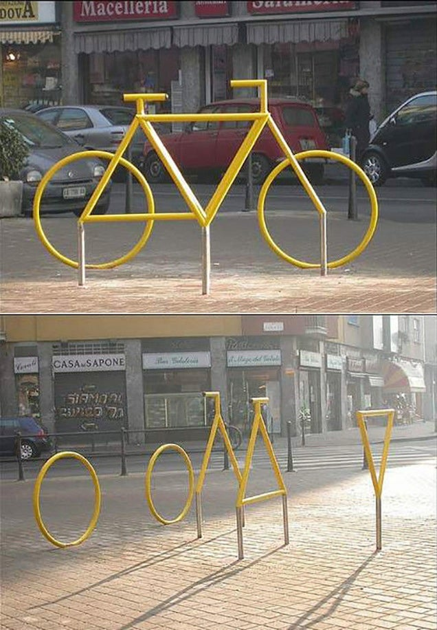 The Most Beguiling Optical Illusions In Public Places