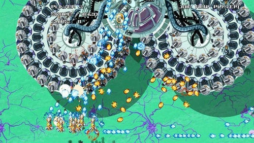 Shoot 1UP Brings Manic Shmup Action To Xbox Live Indie Games