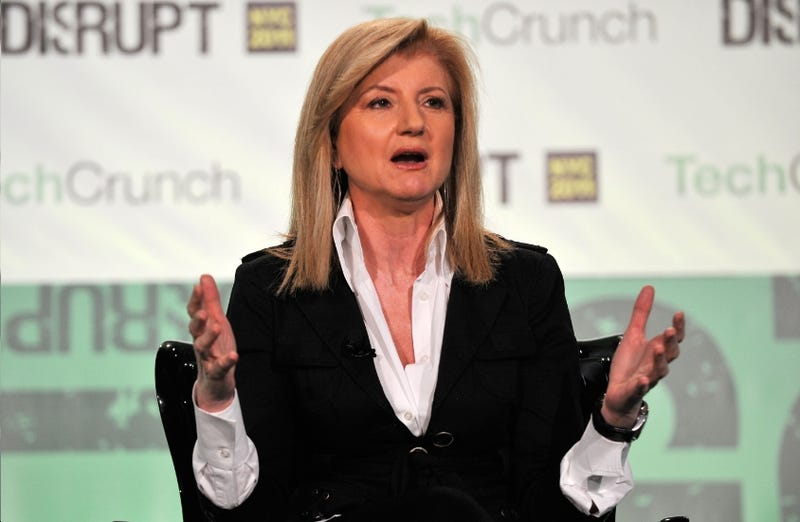 Arianna Huffington's Global Cocktail Party