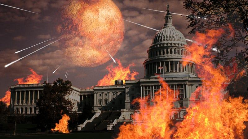 Enjoy the apocalypse!
