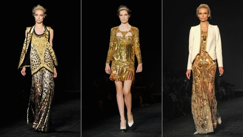 Roberto Cavalli, For The Acid-Dropping, Gold-Digging Hellcat In You