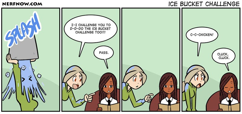 Sunday Comics: Ice Ice Baby