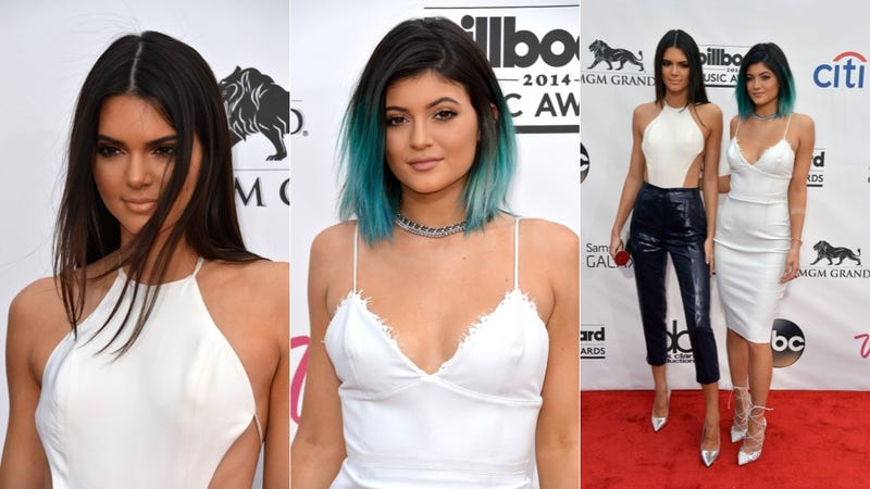 Formal Bras and the Occasional Ball Gown at the Billboard Music Awards