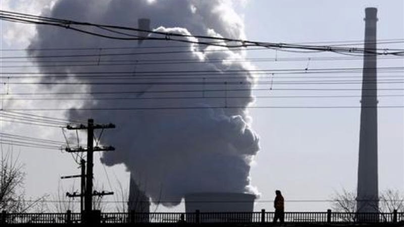 Levels of greenhouse gases are worse than the worst-case scenarios from a decade ago
