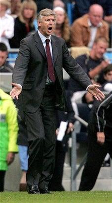 Hirshey: Arsenal's Impotence