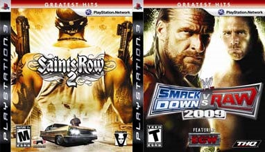 Two More Added To PS3 Greatest Hits Line