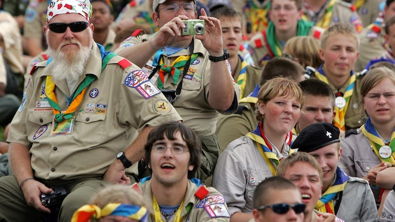 'Avowed Homosexual' Boy Scout Den Mother Kicked Out for Gaying All Over Impressionable Children