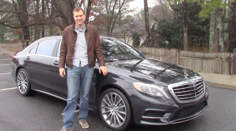 Here Are The Coolest Features Of The 2014 Mercedes S-Class