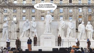 Ki dugta el Kossuth Lajos százasát?