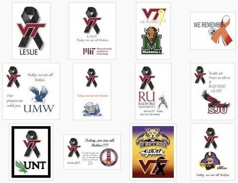 The Virginia Tech shootings