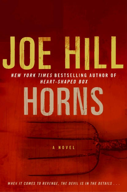 io9 Book Club Reminder: Meeting 10/25 to discuss Joe Hill's Horns