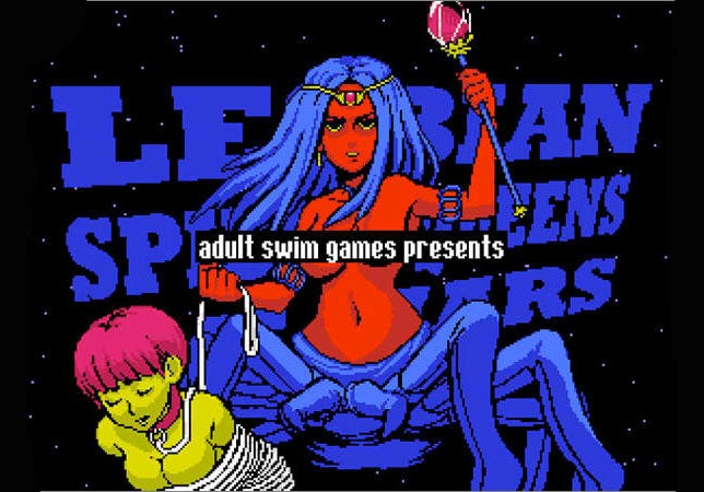 Your New Gaming Fascination: Lesbian Spider-Queens of Mars