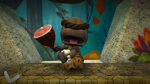 Media Molecule Sends Out LittleBigPlanet2 Code — But Just One