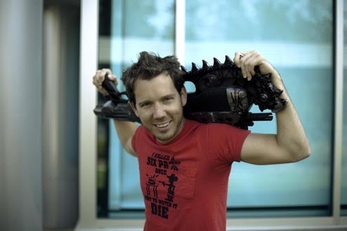 Cliff Bleszinski? Huge Kojima Fan