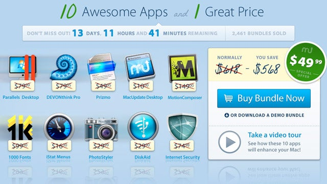 Grab Parallels Desktop for $30 Off, Plus 9 Other Mac Apps for Free