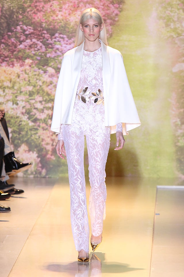 Zuhair Murad, for the Romantic Springtime Bride in You