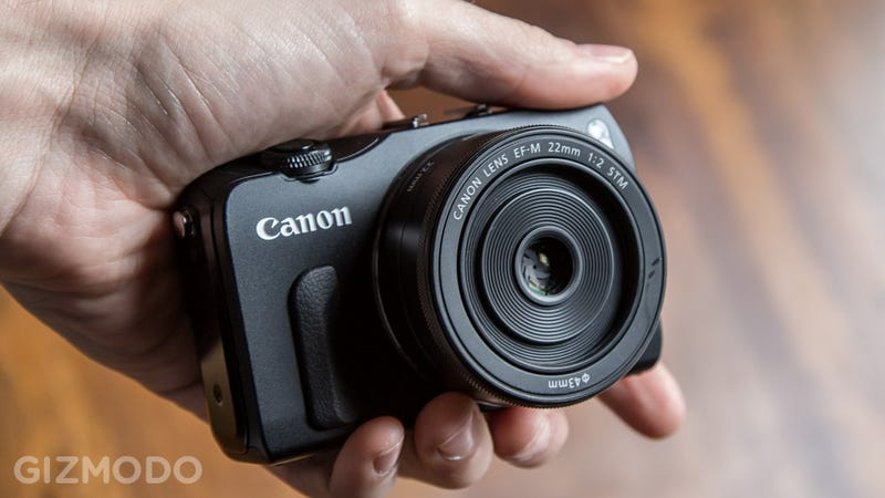 Canon EOS M Review: Playing Catch-Up in the Mirrorless Race
