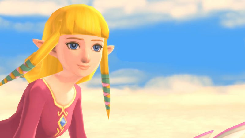 Don't Expect Any More Zelda Games Looking Like Skyward Sword