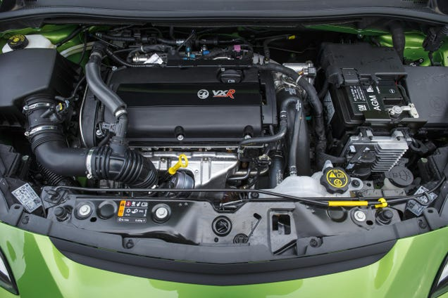 GM's Fiesta STCompetitor Is As Loud As Legally Possible