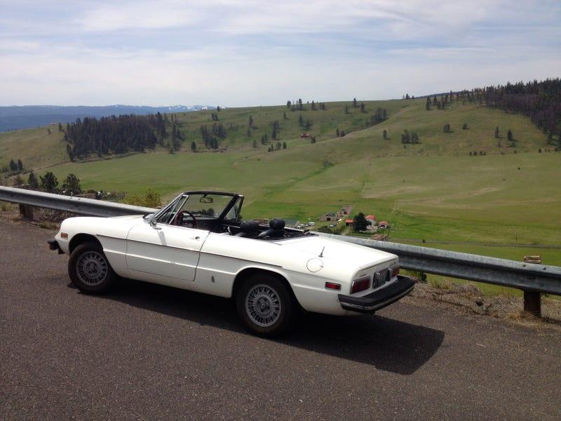 Adventures in Alfa: 3 Days, 521 Miles, 1 Alfa Romeo