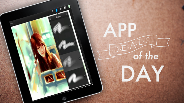 Daily App Deals: Get Procreate for iPad for only 99¢ in Today's App Deals