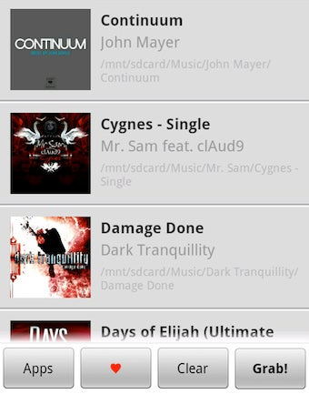 Album Art Grabber Makes Your Android's Music Library Nice and Pretty