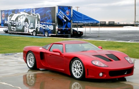 Factory Five GTM Is Mid-Engined Bargain