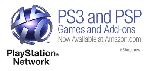 Amazon Has Your PlayStation Network Access Codes