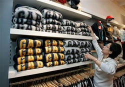 Mind The Gap! Retail Stints Train Americans To Fold Obsessively
