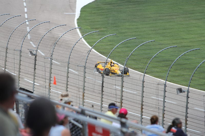 Pics From Today's IndyCar Qualifying