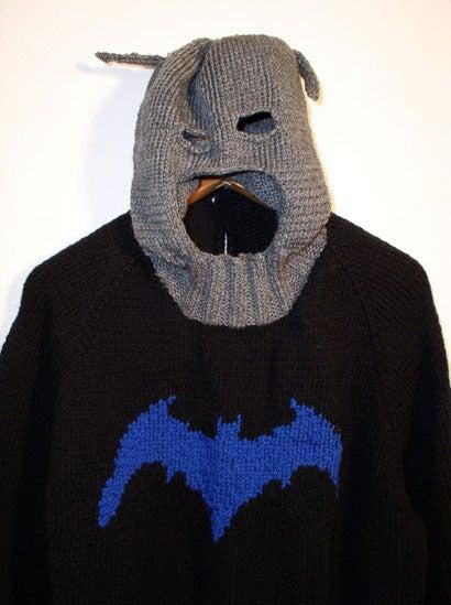 Knit Your Own Superhero Unitard