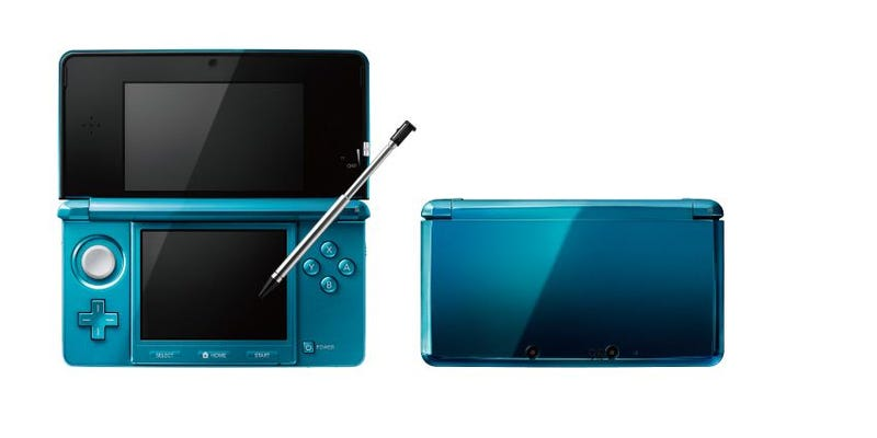 Nintendo's 3DS Hits Europe On March 25