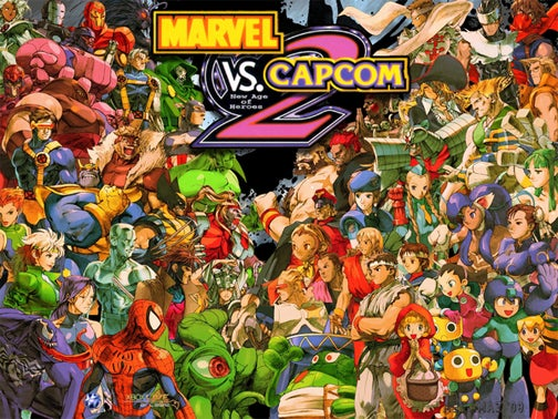 Marvel vs. Capcom 2 Micro-Review: It's Gonna Take You For A...Yeah