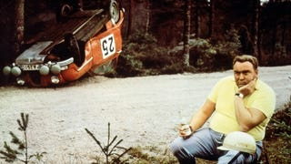 Rally Legend Erik Carlsson Passed Away