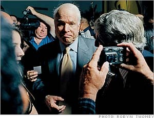 So Which ESPN Worker Bee Is Going To Interview McCain?