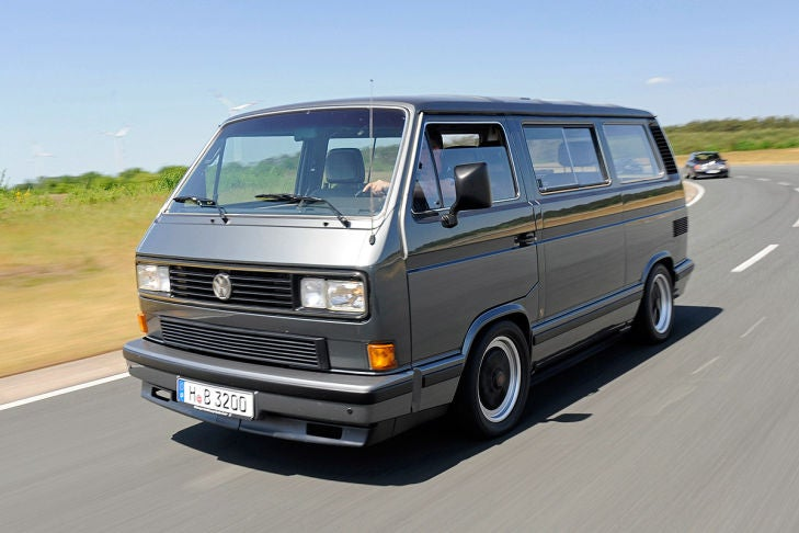 Porsche B32: The Porsche Camper Van That Almost Was
