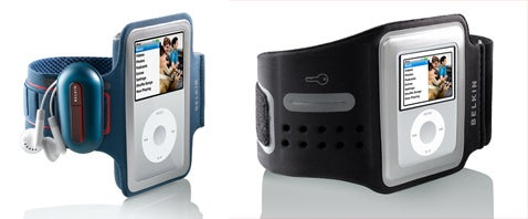 Belkin Releases iPod Classic and Nano SportBands, Cases