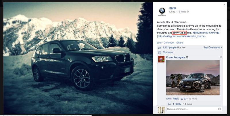 Oops, BMW
