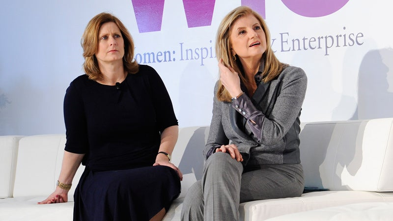 Arianna Huffington's Ego Rules AOL, Says Arianna Huffington