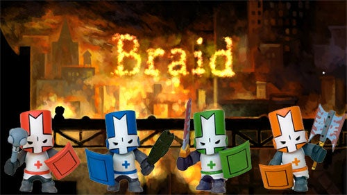 Castle Crashers And Braid Pricey For XBLA Titles